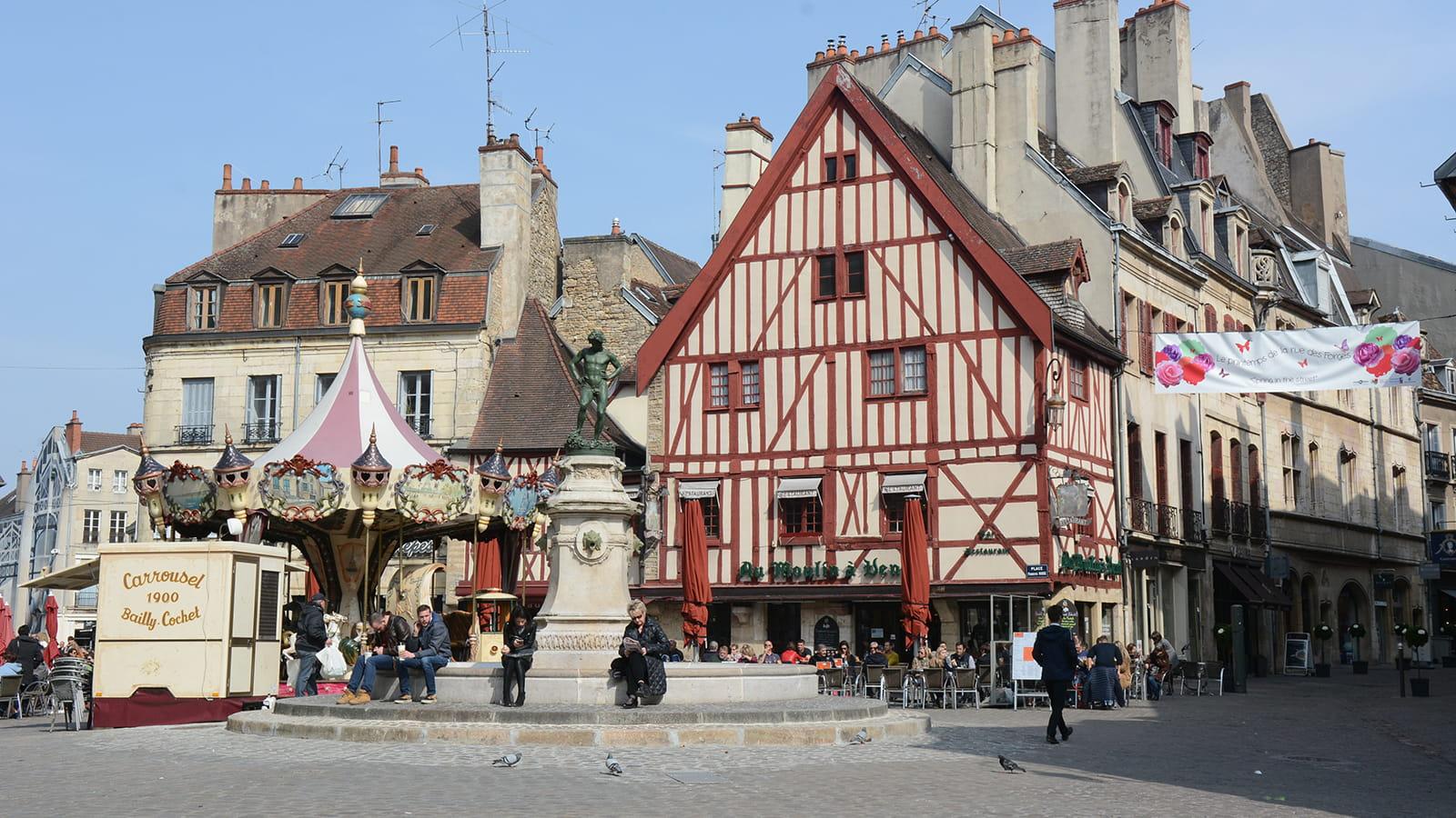 Carrousel Dijon