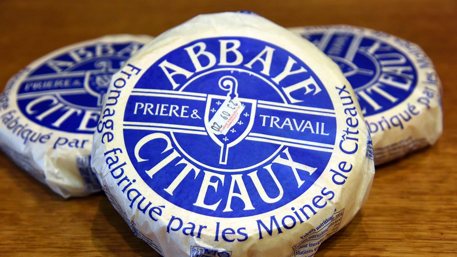 Fromage Abbaye de Cîteaux