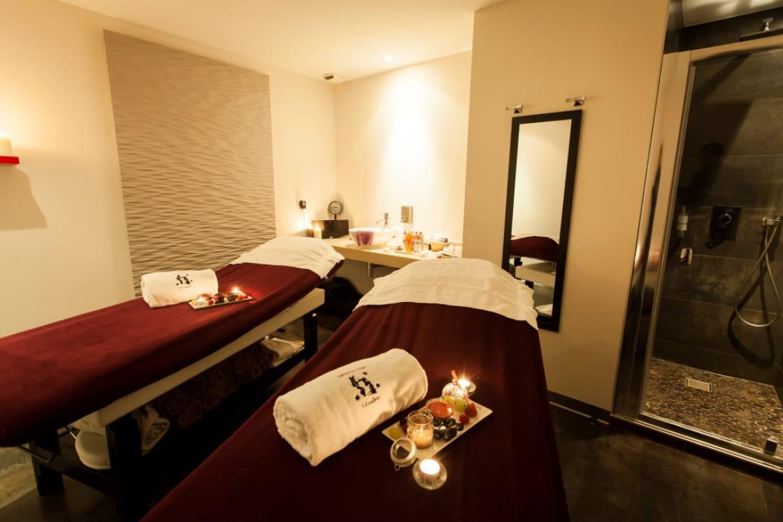 Espace de massage à La Cueillette