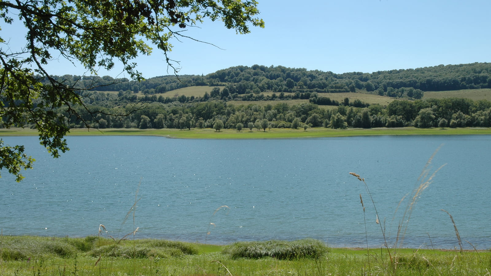 Lac de Grosbois