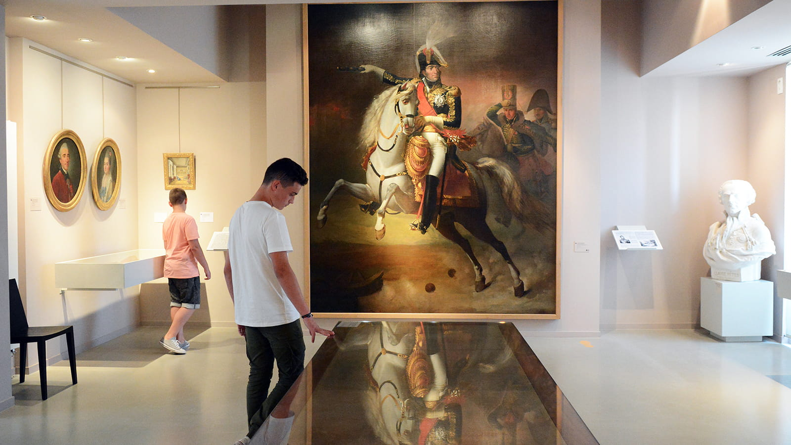 Collection du Musée du Pays Châtillonnais
