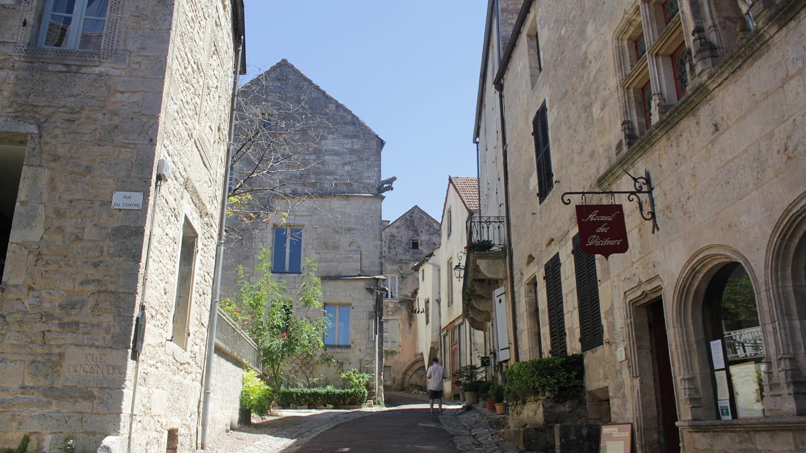 Ruelles Flavigny