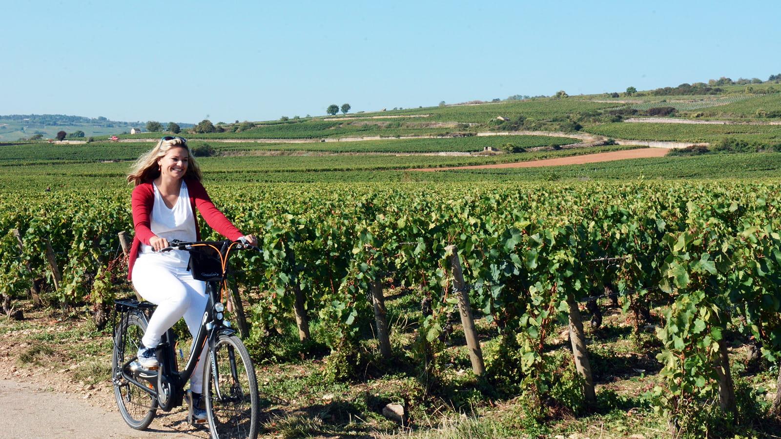 Voie des Vignes à vélo Côte-d'Or Tourisme ©Rozenn Krebel (1)