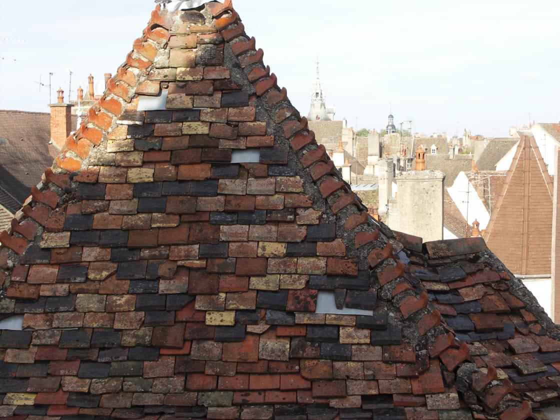 Les toits de Beaune