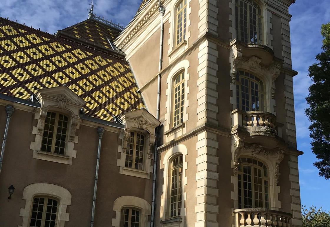 Visite du patrimoine Bourguignon
